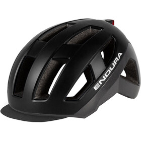 Endura Urban Luminite II Casco Hombre, black